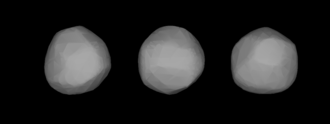 24 Themis - Lightcurve-based 3D-model of Themis