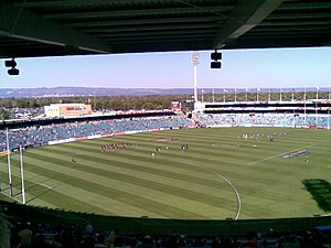 Football Park - Inside AAMI Stadium
