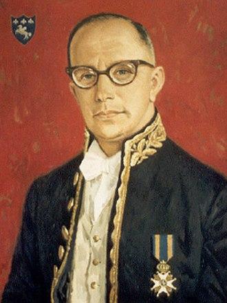 Teun Struycken - Portrait of Struycken.
