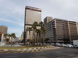 Barclays Africa Group - ABSA Centre in Cape Town