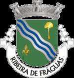 Brasão da freguesia de Ribeira de Fráguas