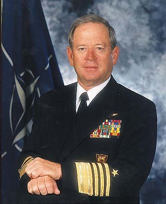 Leighton W. Smith Jr. - Image: ADM Leighton W. Smith, Jr