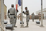 AFCENT celebrates French Bastille Day with Coalition partners 150714-F-BN304-016.jpg