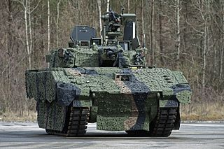 General Dynamics Ajax Family of armoured fighting vehicles