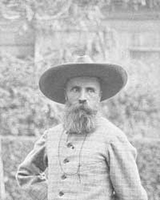 Auguste Pavie - Auguste Pavie in 1893.