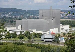 Das Kernkraftwerk Würgassen 2001/2002