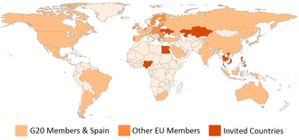 Agricultural Market Information System - AMIS participating countries