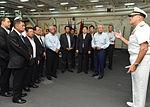 ASEAN, US leaders enhance multilateral ties aboard USS Anchorage 140402-N-QF605-016.jpg