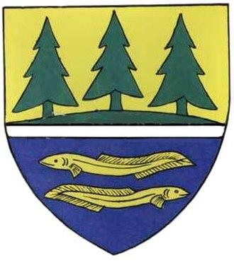 Amaliendorf-Aalfang - Image: AUT Amaliendorf Aalfang COA