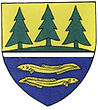 Coat of arms of Amaliendorf-Aalfang