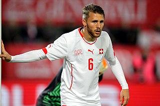 Silvan Widmer Swiss footballer