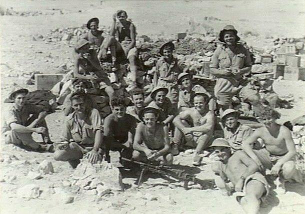 AWM 009516 2-10th Australian Infantry Battalion April 1941