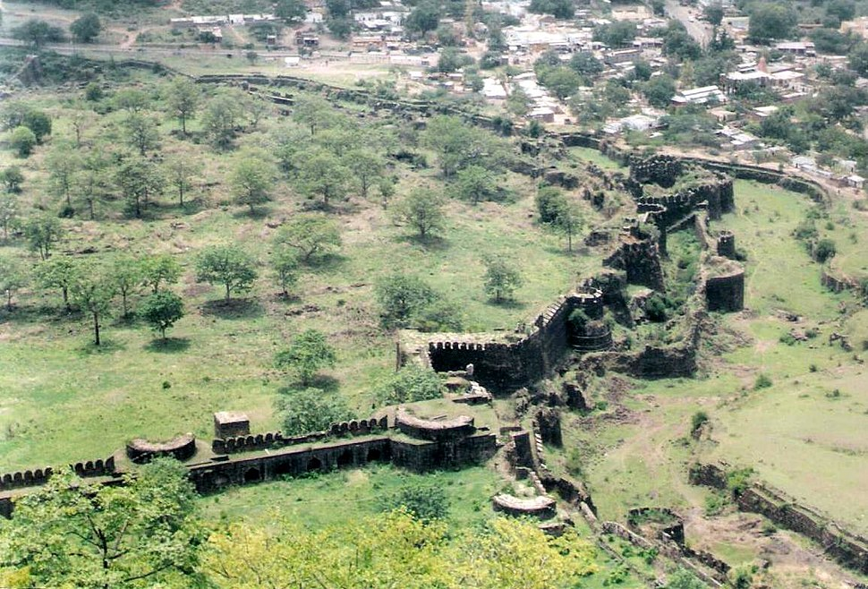 A View from Daulatabad Fort