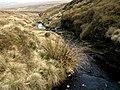 A Water Course on Near Broadslate - geograph.org.uk - 375752.jpg