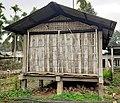 A corn-house,Majuli.jpg