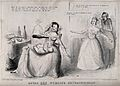 A drunken wet-nurse about to give the Prince of Wales (later Wellcome V0015104.jpg