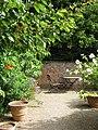 A quiet corner, Westbury Court Gardens. - panoramio.jpg