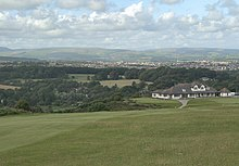 A view northwards from Southerndown golf course - geograph.org.uk - 1421600.jpg