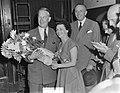 Aankomst Maurice Chevalier te Den Haag, Bestanddeelnr 905-2467.jpg