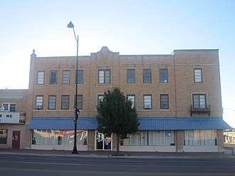 Perryton, Texas - Image: Abandoned Hotel Perryton in Perryton, TX IMG 6023