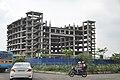 Abasan Bhavan Under Construction - Major Arterial Road - Rajarhat - Kolkata 2017-06-21 2784.JPG