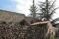Abbaye Saint-Michel de Cuxa, enceinte Ouest 1.jpg