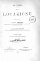 Abello, Luigi – Trattato della locazione, 1915 – BEIC 15558838.tif
