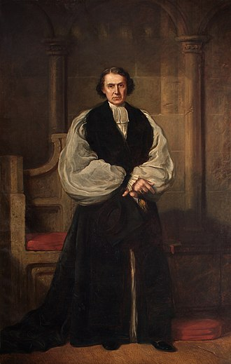 Archibald Campbell Tait - Archbishop Tait.