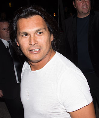 Adam Beach - Beach at the 2014 Toronto International Film Festival