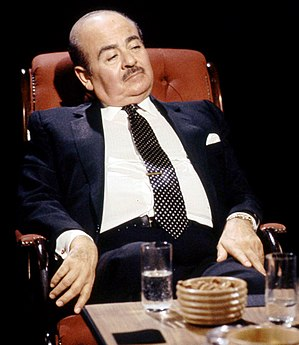 Adnan Khashoggi - Appearing on After Dark in 1991