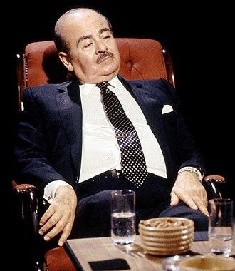Adnan Khashoggi - Appearing on After Dark in 1991