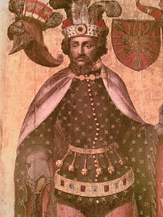 Counts of Schauenburg and Holstein - Image: Adolf von Schauenburg IV