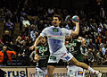 Adrian Pfahl throwing 3 DKB Handball Bundesliga HSG Wetzlar vs HSV Hamburg 2014-02 08.jpg