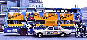 Mobile billboard - Bus and Taxi advertising
