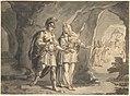 Aeneas and the Sibyl in the Underworld MET DP800431.jpg