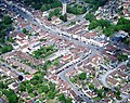 Aerial of Chipping Sodbury, South Gloucestershire, England 24May17 arp.jpg