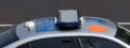 Aerial roof markings on London police car.PNG