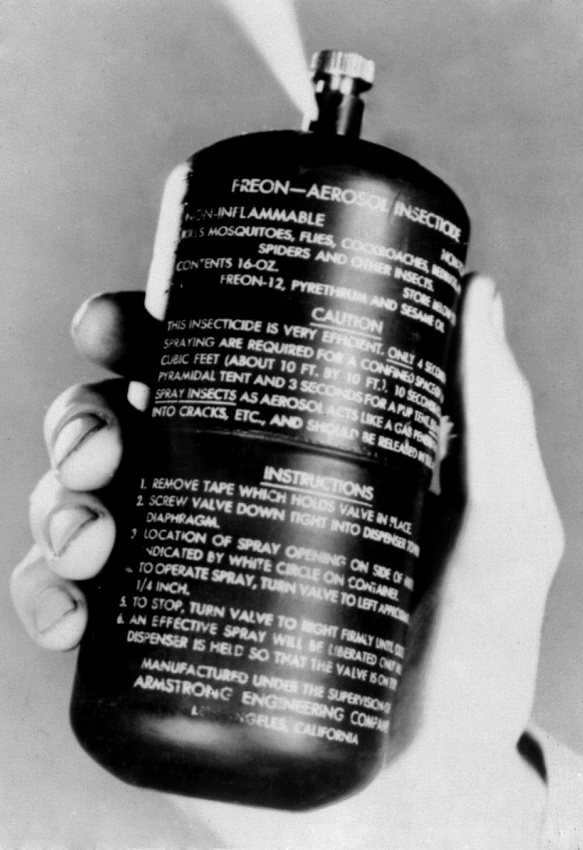 how to make aerosol bomb
