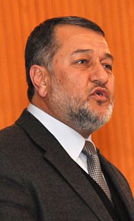 Bismillah Khan Mohammadi Afghan politician