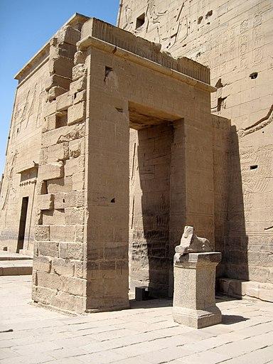 Agilkia Isis-Tempel 15