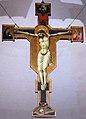 Agnolo gaddi, crocifisso di sesto, 1390 ca. 01.JPG