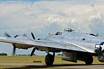 """AirExpo 2010 - B-17 Flying Fortress """"Yankee Lady"""" (4824631356).jpg"""