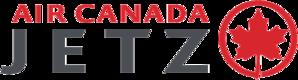 Air Canada Jetz - Image: Air Canada Jetz logo 2017