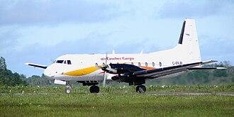 Air Creebec - Air Creebec HS 748 C-FPJR