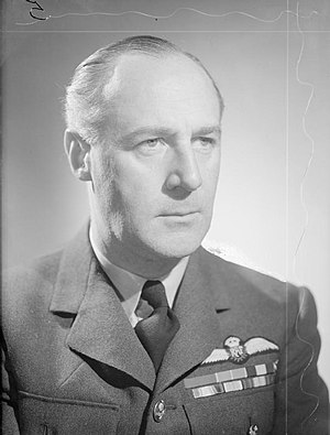 Ralph Sorley - Air Marshal R S Sorley, Controller of Research and Development, Ministry of Aircraft Production