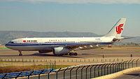 B-6080 - A332 - Air China