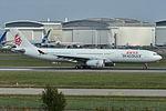 Airbus A330-300 Dragonair (HDA) B-HWM - MSN 1457 (10498225315).jpg