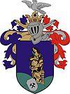Coat of arms of Ajka, Veszprem, Hungary