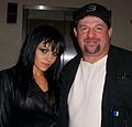 Aksana with Paul Billets.jpg