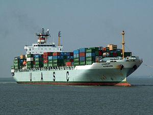 Al-Farahidi p3, at Port of Antwerp, Belgium 30-Aug-2005.jpg
